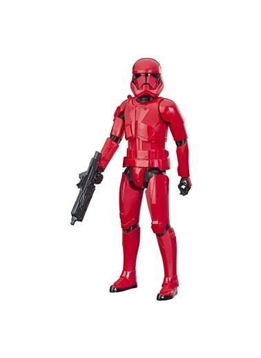 Star Wars  E9 Hs Bruges Red E3405-E4078 Renkli